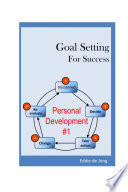 Goal Setting for Success Book