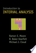 Introduction To Interval Analysis Book PDF