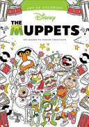 Art of Coloring  Muppets