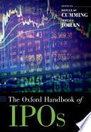 The Oxford Handbook Of Ipos