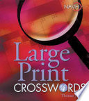 Large Print Crosswords #4