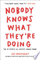 Nobody Knows What They re Doing Book