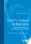 God S Justice In Romans