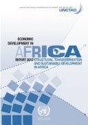 Economic Development in Africa Report 2012