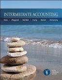 Intermediate Accounting, 10th Canadian Edition, Volume 1 Pdf/ePub eBook