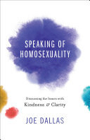 Speaking of Homosexuality Pdf/ePub eBook