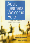 Adult learners welcome here