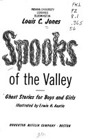 Pdf Spooks of the Valley