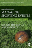 Foundations of Managing Sporting Events