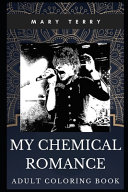 My Chemical Romance Adult Coloring Book PDF