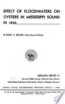 Research Report Bureau Of Sport Fisheries And Wildlife