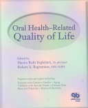 Oral Health related Quality of Life Book