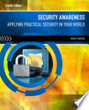 Security Awareness  Applying Practical Security in Your World Book