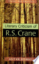 Literary Criticism of R.S. Crane