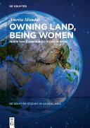Owning Land, Being Women Pdf/ePub eBook