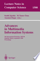 Advances in Multimedia Information Systems Book