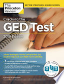 Cracking the GED Test with 2 Practice Exams  2019 Edition
