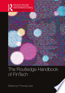 The Routledge Handbook of FinTech