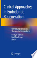 Clinical Approaches In Endodontic Regeneration Book PDF