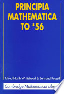 Principia Mathematica to  56