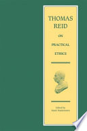 Read Online Thomas Reid on Practical Ethics For Free