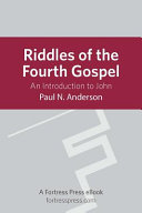 The Riddles of the Fourth Gospel ebook