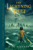 The Percy Jackson and the Olympians, Book One: Lightning Thief banner backdrop