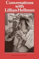 Conversations with Lillian Hellman