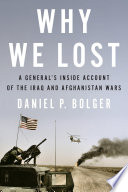Why We Lost Book