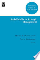 Social Media In Strategic Management