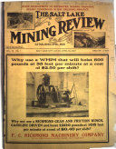 The Salt Lake Mining Review