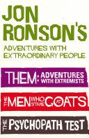 Jon Ronson's Adventures With Extraordinary People