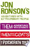 Jon Ronson s Adventures With Extraordinary People