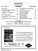 Dairy Engineering Book