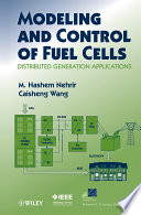 Modeling And Control Of Fuel Cells Book PDF