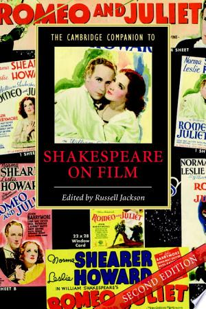 Download The Cambridge Companion to Shakespeare on Film Free Books - Reading Best Books For Free 2018