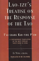 Lao Tzu s Treatise on the Response of the Tao