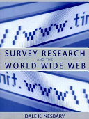 Survey Research and the World Wide Web