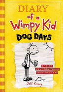 Diary of a Wimpy Kid # 4 - Dog Days banner backdrop