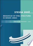 STESSA 2003 - Behaviour of Steel Structures in Seismic Areas