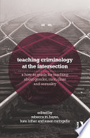 Teaching Criminology at the Intersection Book