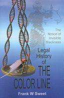 Legal History of the Color Line ebook
