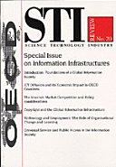 Sti Review Volume 1997 Issue 1 Special Issue On Information Infrastructures