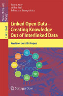 Pdf Linked Open Data -- Creating Knowledge Out of Interlinked Data Telecharger
