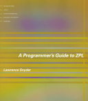 A Programmer s Guide to ZPL