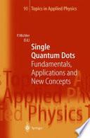 Single Quantum Dots Book PDF