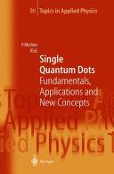 Single Quantum Dots