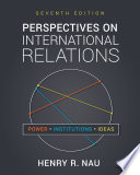 Perspectives on International Relations Book PDF