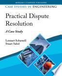 Practical Dispute Resolution