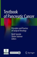 Pdf Textbook of Pancreatic Cancer